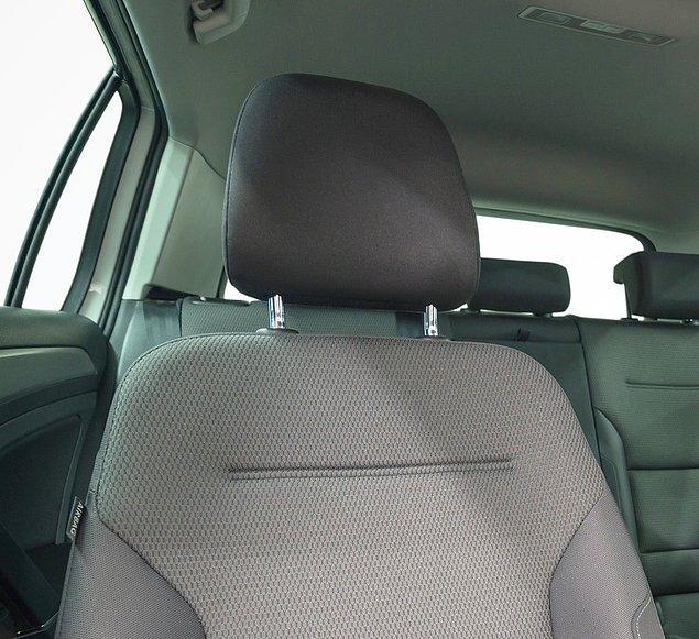 3. Ayarlanabilir araç koltuk başlıkları kaza ya da ani fren sırasında güvenlik sağlıyor. Peki bir başka amacı ne olabilir?