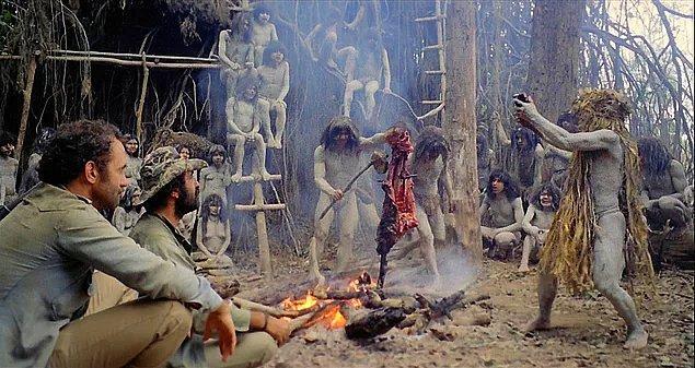 19. Cannibal Holocaust (1980)
