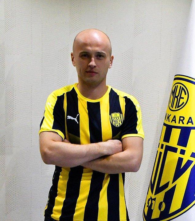 Michal Pazdan / Hadi Sacko ➡️ Ankaragücü