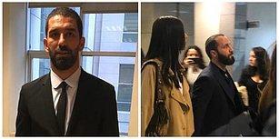 İki İsim Hakim Karşısında: Duruşmada Arda Turan 'Aylık Gelirim 300 Bin Euro', Berkay 'Bin Lira' Dedi