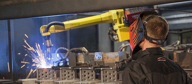 2. Robot kaynak operatörü