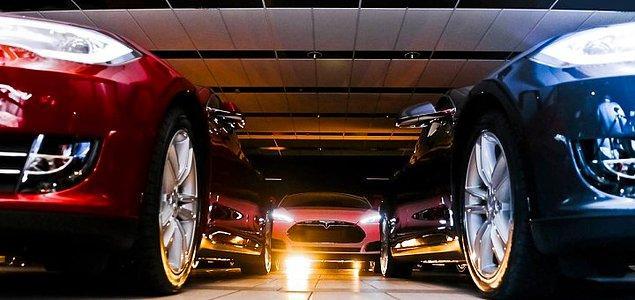4. Elektrikli arabalar için teknik bakımcı