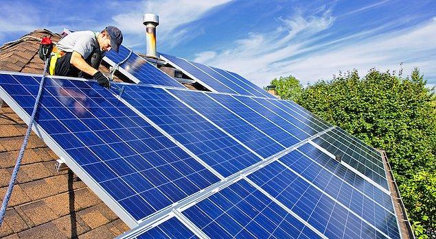 6. Güneş enerji sistemi teknik personeli