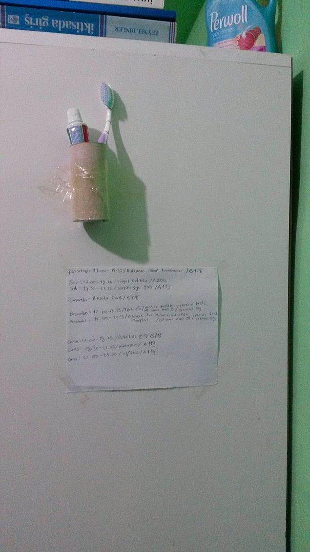 Bir tuvalet kağıdı rulosu nasıl kullanılır: