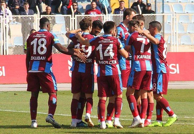 Trabzonspor - Ümraniyespor