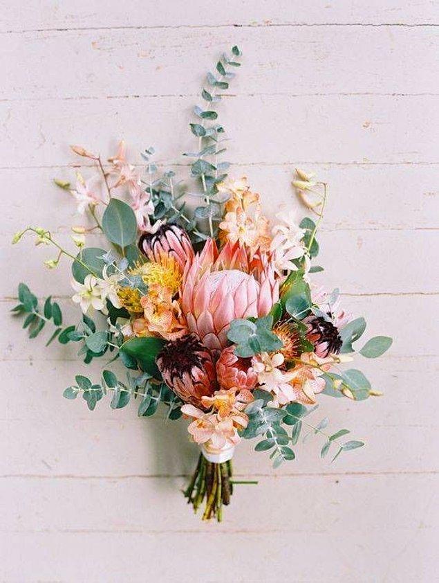 5. Hem kış, hem yaz düğünlerinde çoğunlukla soft tonlar hakim olacak.