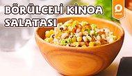 En Pratik ve Lezzetli Salata: Börülceli Kinoa Salatası Nasıl Yapılır?