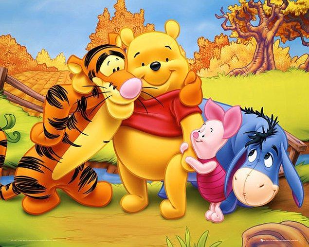 10. Winnie The Pooh Günü (18 Ocak)