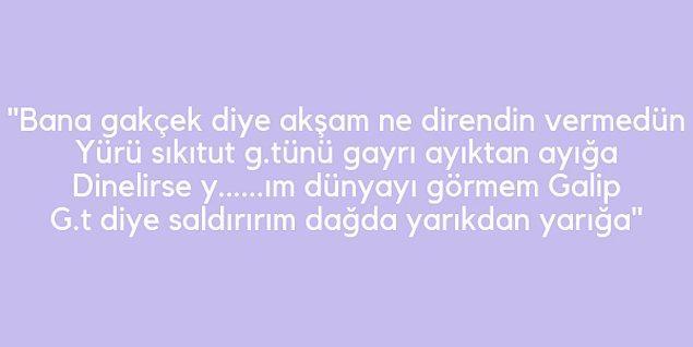 Şiirlerinde son derece açık ve cesur bir dil kullanan Galip Paşa, 1876'da İstanbul'da vefat etti.