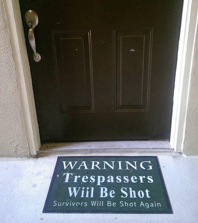 10. Çok tatlı komşular olsalar gerek!