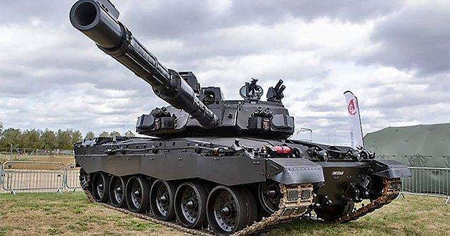21. 1945 yılından beri bütün Britanya tankları çay yapabilecek ekipmana sahiptir.