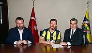 Galatasaray ile Sözleşmesini Fesh Etti! Serdar Aziz'in Yeni Adresi Fenerbahçe Oldu