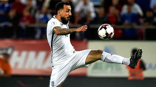 Bu sezon Marsilya formasıyla 19 resmi maça çıkan Mitroglou, 19 maça çıktı 3 gol attı.