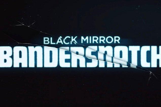 3. Black Mirror: Bandersnatch (2018)