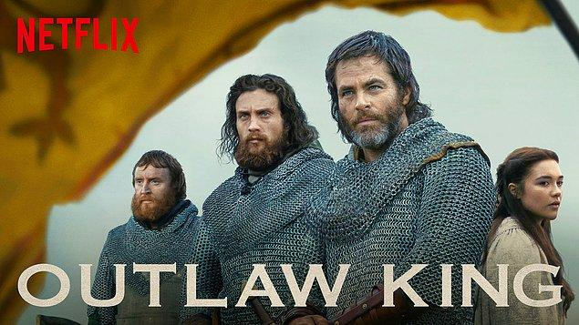 7. Outlaw King (2018)