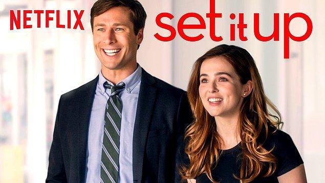 13. Set It Up (2018)