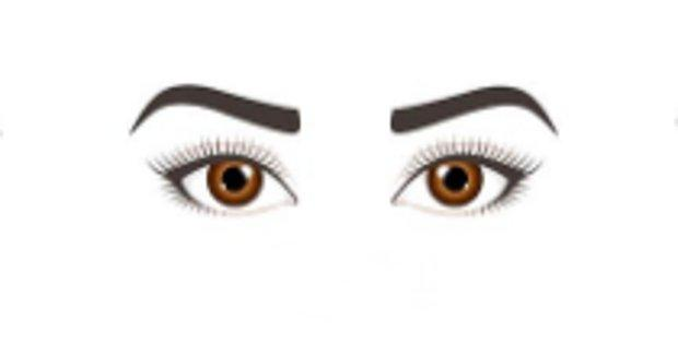 Birbirine yakın gözler