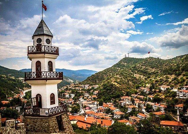 2017'de ''sakin şehir'' listesine alınan, Göynük.