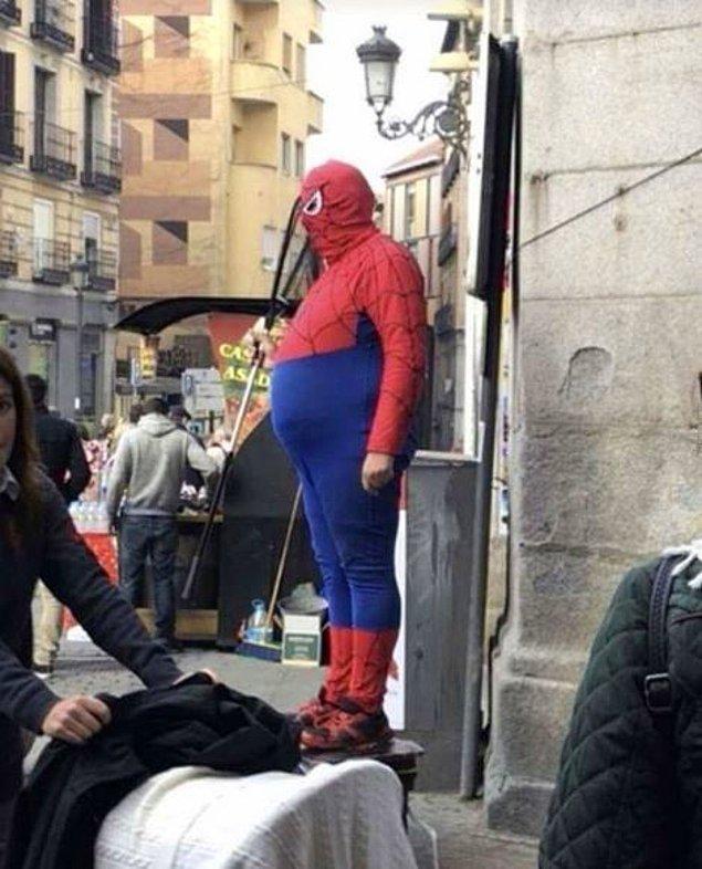3. Spiderman'i öyle bilmiyorlar onlar ama...