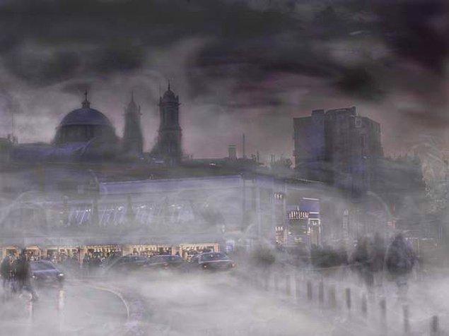 Delhi'nin dışında hava kirliliği konusunda İstanbul 201. sırada. 161 ve üzeri olan şehirler sağlıksız olarak değerlendiriliyor.