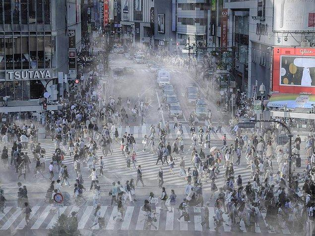Japonya'nın başkenti ise 56. sırada.