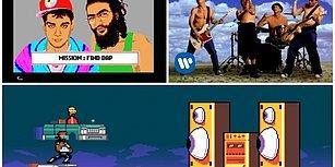 Bu Klibi Bir Yerden Hatırlayacağım Ama! Video Oyunlardan Esinlenilerek Çekilmiş 10 Efsane Klip