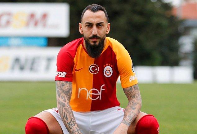 Kostas Mitroglou ➡️ Galatasaray