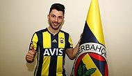 Fenerbahçe'den Orta Saha'ya Takviye! Tolgay Arslan Sarı Lacivertli Formayı Giydi