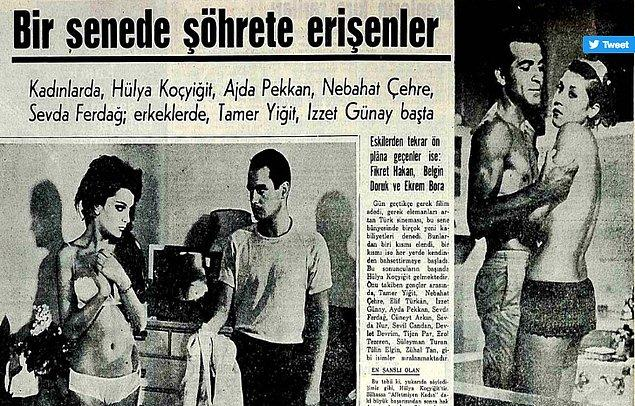 1964 yılından başlayalım.