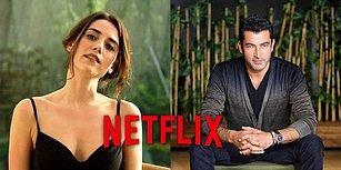 Netflix Bombayı Patlattı! Yeni Dizinin Başrol Oyuncuları Kenan İmirzalıoğlu ve Cansu Dere