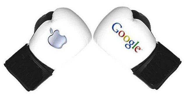 Apple'ın daha Samsung, Facebook gibi şirketlerle yaşadığı gerilimleri hatırlarsınız. Teknoloji devi bu sefer de Google'a çattı!