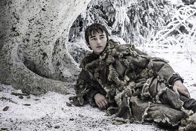 """Bizler ölümden dönen Jon Snow'a, """"Ejderhaların Annesi"""" Daenerys'e ya da küçük suikastçi Arya'ya odaklanırken, Bran Stark hakkında çok güçlü teoriler ortaya atılmaya devam ediliyor."""