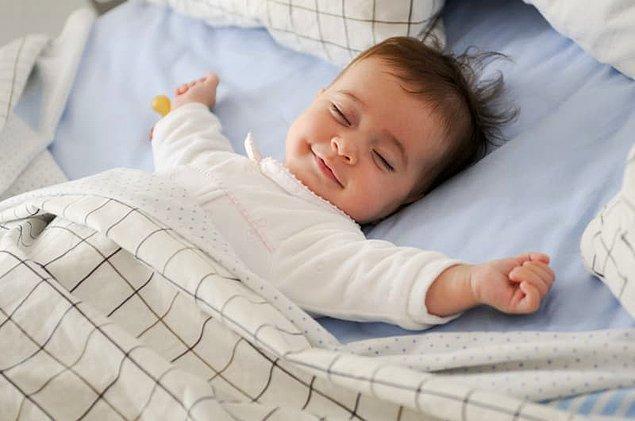 19. Bebekler rüya göremez.
