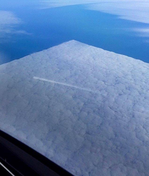 14. Kare bulut mu? Yok artık!