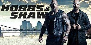 Dwayne Johnson ve Jason Statham'lı 'Hızlı ve Öfkeli: Hobbs and Shaw'dan Fragman Geldi