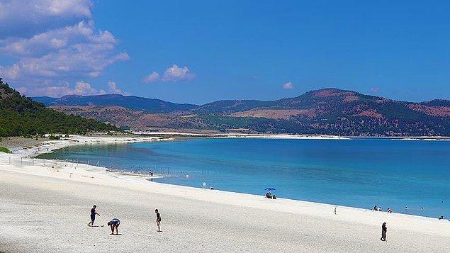 Göl çevresine festival alanları da yapılacak