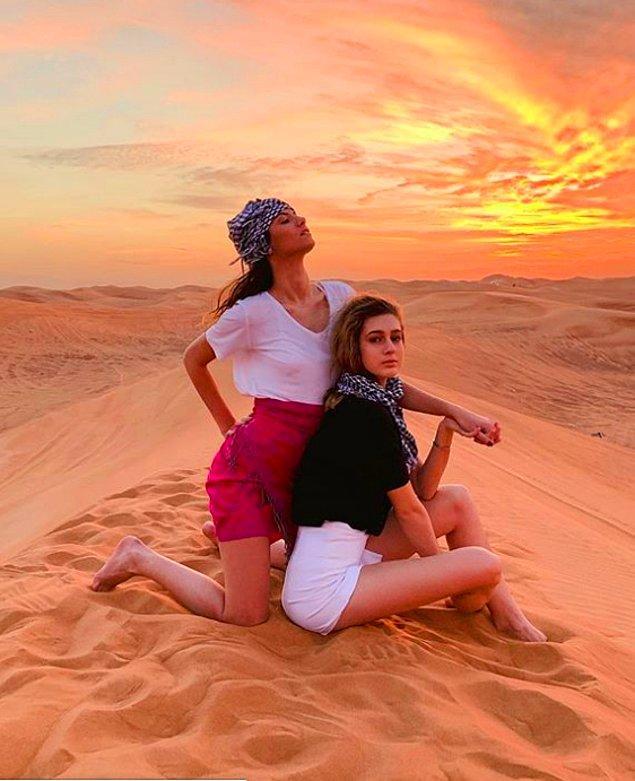 hatta Acun'un Itır Esen için Dubai'deki Off-White mağazasından binlerce liralık alışveriş yapması kafaları epey karıştırmıştı.