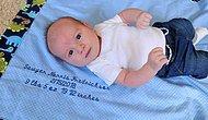 Dünyaya Getirdiği Her Bebeğe Özel Battaniyeler Diken Kadın Doğum Uzmanı