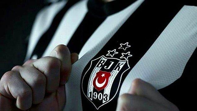 Beşiktaş'ın maç için ilk 11'i şu şekilde;
