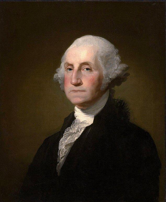 1789: George Washington, ABD'nin ilk Başkanı seçildi.