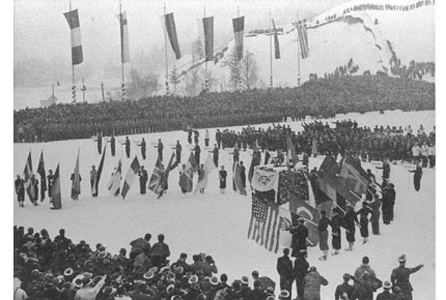 1936: Kış Olimpiyatları, Garmisch-Partenkirchen'de (Almanya) başladı. Türkiye ilk kez katıldı.