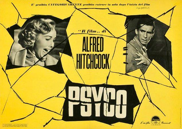 3. Psycho - IMDb Puanı: 8.5
