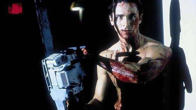 10. American Psycho - IMDb Puanı: 7.6