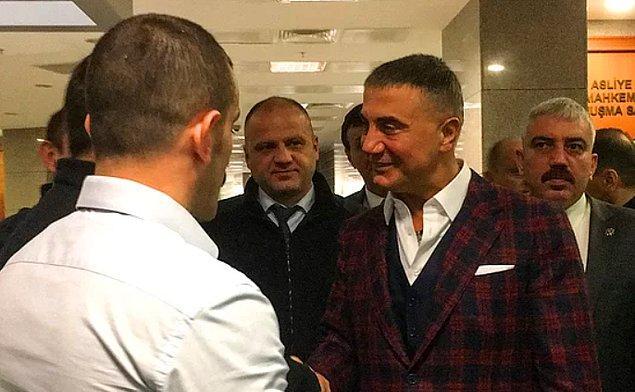 Peker, Ataşehir'de yaptığı konuşmada Cumhur İttifakı'na destek çağrısında bulundu.