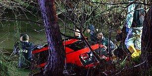 Çanakkale'de Derede Kaybolan Otomobil Bulundu: 4 Gençten 3'ünün Cansız Bedenine Ulaşıldı...