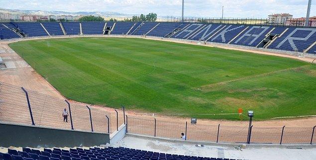 İdmanlarını Beştepe'deki Cumhurbaşkanlığı Sarayı'nda yapması beklenen futbol takımı, maçlarını ise Sincan Stadı'nda oynayacak.
