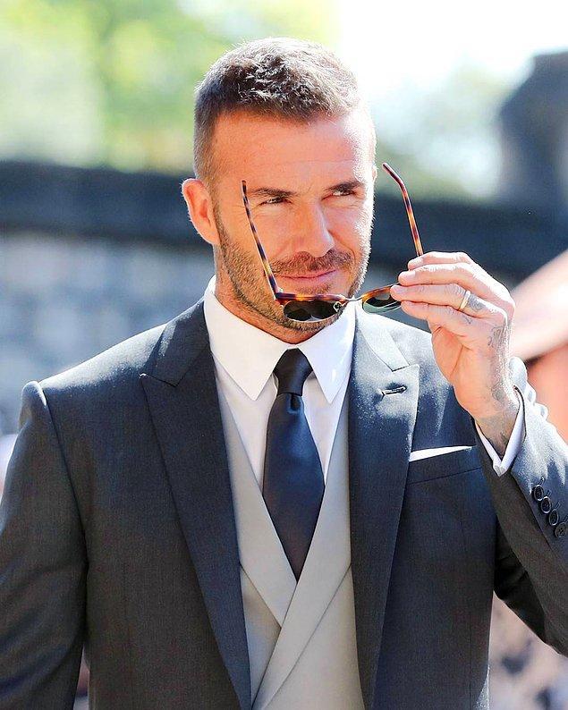Gözümüzde kusursuzluğun tanımı olan David Beckham, obsesif kompulsif bozukluğa sahipmiş.