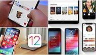Zürafadan Yaban Domuzuna! Apple Yeniliklerle Dolu iOS 12.2'nin Beta Sürümü Yayınladı