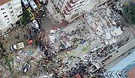Kartal'da Çöken Binada Arama ve Kurtarma Çalışmaları Sürüyor