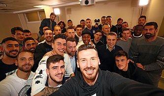 Eskiler Sordu Yeniler Cevapladı! Fenerbahçe'de Yeni Transferler İçin İmza Töreni Yapıldı